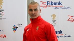 Тихомир Тодоров 21-ви на 100 м бътерфлай на Младежката олимпиада
