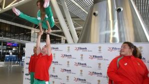 Двойката акробати и катерачът Петър Иванов на финал в Буенос Айрес
