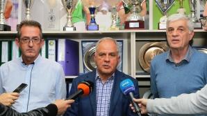 Данчо Лазаров: Вратата за Пламен Константинов не е затворена, но не е и широко отворена (видео)