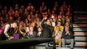 Ясен е първият съперник на Рони О'Съливан в English Open