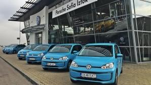 В София вече има над 110 електромобила за споделено ползване