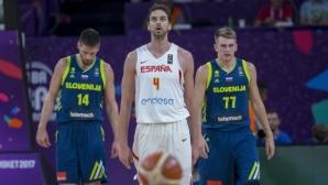 Пау Гасол: Дончич ще бъде звезда и ще прави разликата