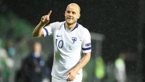 Нов пестелив успех за Финландия в Лигата на нациите