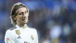 Модрич иска да напусне Реал още през януари