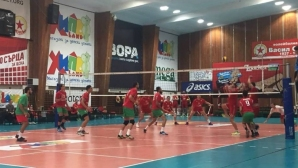ЦСКА надигра Алжир в контрола в София