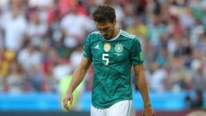 Хумелс възнегодува от феновете и медиите в Германия