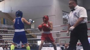 Горяна Стоева започва с боксьорка от Узбекистан на Младежката олимпиада