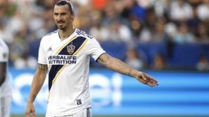 Ибрахимович няма да се връща в Милан