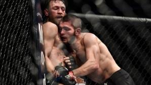 Нурмагомедов за боя след UFC 229: Дълбоко в себе си вярвам, че беше грешка