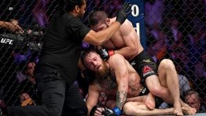 Бивш UFC шампион предложи да помогне на лагера на Конър за реванша му с Хабиб