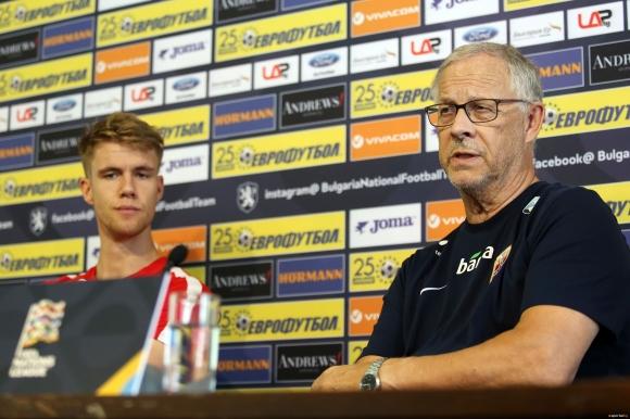 Страх ли ги е? Старши треньорът на Норвегия с грозна атака по България