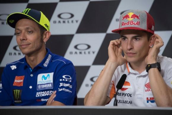 Роси призна, че Маркес може да счупи всичките му рекорди в MotoGP