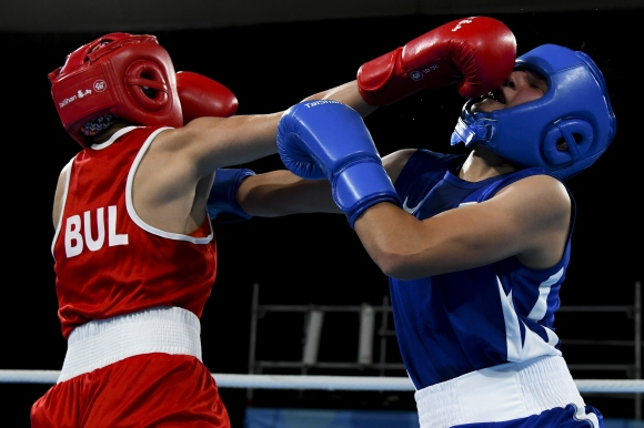 Горяна Стоева загуби на 1/2-финала в Буенос Айрес