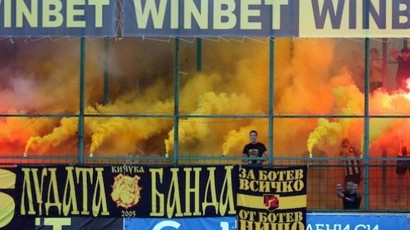 Ботев Пд пусна билетите за Черно море