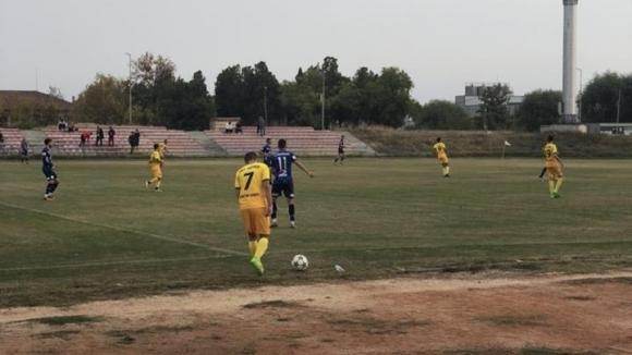 Марица загуби от Гигант във втория кръг на Купата на АФЛ