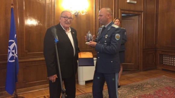 ЦСКА-София уважи празника на 68-а бригада