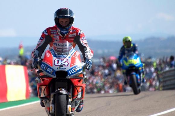 Довициозо бе най-бързият пилот от MotoGP в Япония след петъчните тренировки