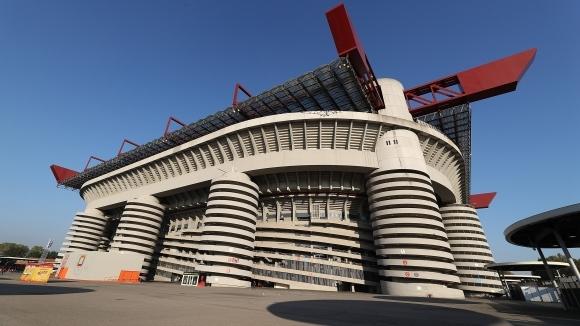Милан и Интер остават на