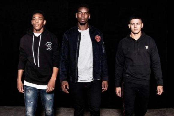 Манчестър Юнайтед навлиза в света на модата