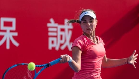 Китайка и контузия спряха Томова по пътя към финал в Сучжоу