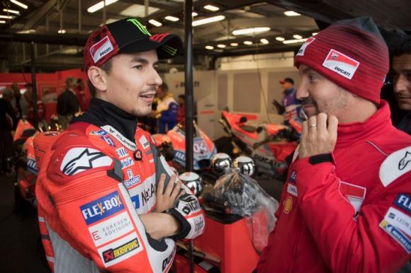Ducati имат фаворит за заместник на Лоренсо в Австралия