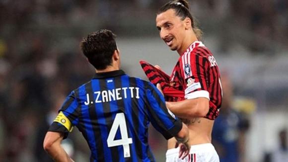 Ибрахимович пожела успех и на Милан, и на Интер