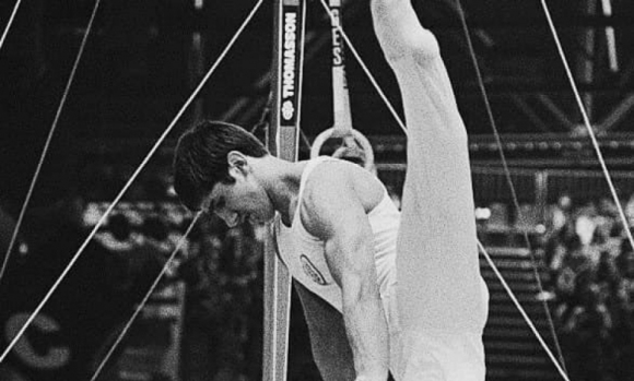 Великият Стоян Делчев: Сегашните гимнастици са свръхчовеци