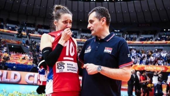 Зоран Терзич: Световната титла бе нашата мечта