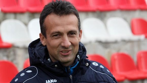 Радо Боянов: Целта на Поморие е да се развива като отбор