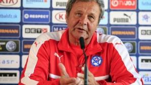 Ян Козак напусна поста селекционер на Словакия