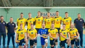 """""""Българският"""" Залъу потегли с победа в Румъния"""