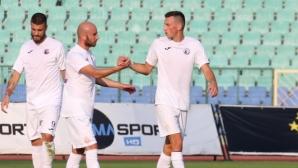 """Александър Нанков: Правим дублиращ отбор на Етър, който ще играе във """"В"""" група!"""