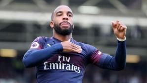 Лаказет: В Англия феновете са просто зрители, атмосферата във Франция е по-добра