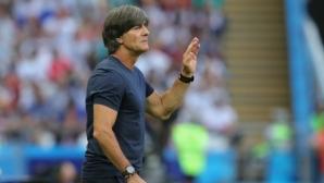 Льов ще бъде уволнен при нова тежка загуба на Германия