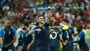 Франция - Германия 0:0, гледайте на живо тук!