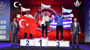 Още една световна титла за България в канадската борба