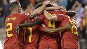 Белгия и Холандия не се победиха в престижна контрола