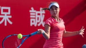 Томова преодоля първия кръг в Китай