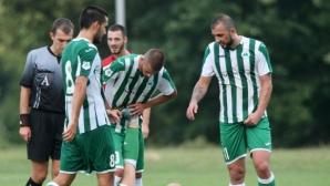 Футболист на Пирин (ГД) припадна преди мач