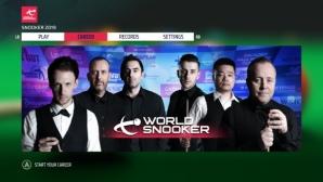 Радост за геймърите - най-после качествена снукър игра за PC и конзоли