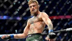 Вижте как фен влизе в клетката, за да помогне на Конър на UFC 229 (видео)