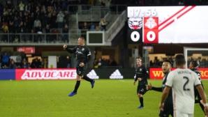 Рууни мъкне Ди Си Юнайтед на гръб, вкара страхотен гол от фаул (видео)