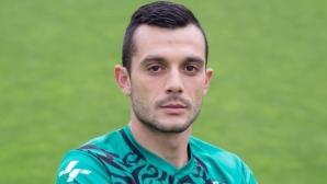 Стефан Христов: Мечтая за трансфер в чужбина, но има какво още да дам на Витоша