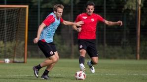 Официално: Димитър Рангелов се завърна в германския футбол