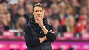 Байерн може да уволни Ковач още днес