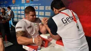 Любомир Миланов и Сашо Андреев ще се борят за титли на Световното по канадска борба