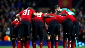 УЕФА глоби Манчестър Юнайтед