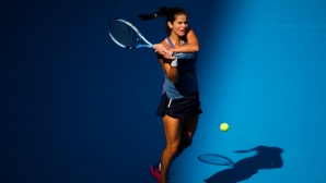 Водачката в схемата Юлия Гьоргес се класира за финала в Люксембург