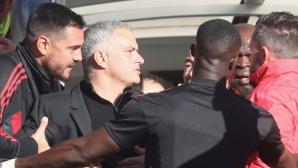 Какво предизвика гнева на Моуриньо и как коментира той ситуацията (видео)