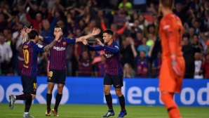 Барселона - Севиля 0:0 (гледайте на живо)